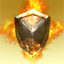 Blazing Shield